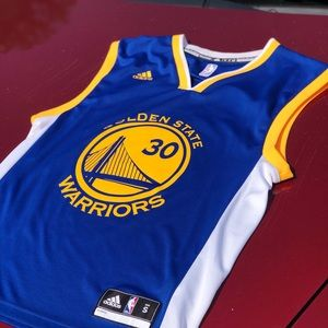 Adidas GSW Stephen Curry #30 Jersey